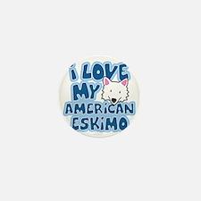 americaneskimo_animelove Mini Button