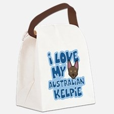 auskelpie_animelove Canvas Lunch Bag