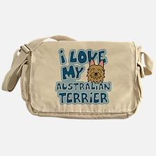 austerrier_animelove Messenger Bag