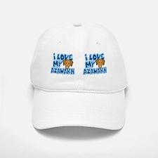 azawakh_animelove_mug Baseball Baseball Cap