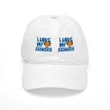 azawakh_animelove_mug Baseball Cap