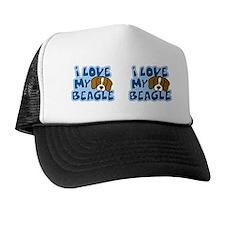 beagle_animelove_mug Trucker Hat