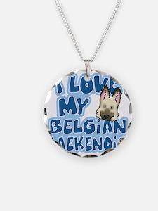 belgianlaek_animelove Necklace Circle Charm