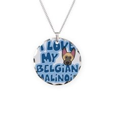 belgianmal_animelove Necklace