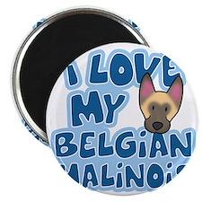belgianmal_animelove Magnet