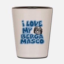 bergamasco_animelove Shot Glass