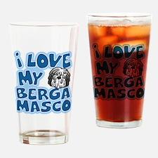 bergamasco_animelove Drinking Glass