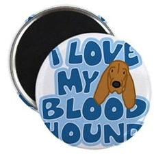 bloodhound_animelove Magnet