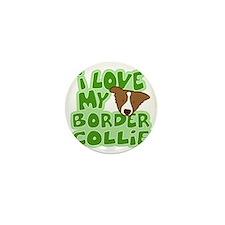bordercollie_brn_animelove Mini Button