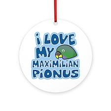 animelove_pionus_maxi Round Ornament