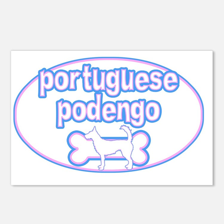 cutesy_portpodengo-wire_o Postcards (Package of 8)
