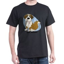 saintbernard_animation T-Shirt