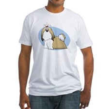 shihtzu_animation_blk Shirt