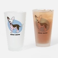 chinesecrested_animation_sigg Drinking Glass