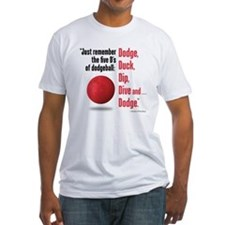 5 Ds Five D's of Dodgeball T-Shirt