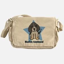 staranime_bluetick_cp Messenger Bag
