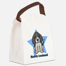 staranime_bluetick_cp Canvas Lunch Bag