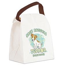 jackrussellterror Canvas Lunch Bag