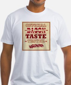 Bacon Tester T-Shirt