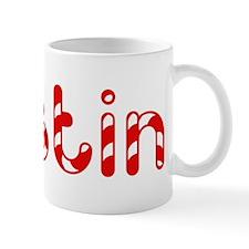 Dustin - Candy Cane Coffee Mug