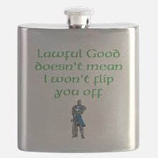 Lawful Good Flask