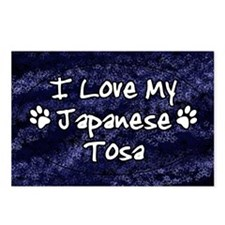 tosa_oval_funkylove Postcards (Package of 8)