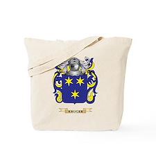 Kruger Coat of Arms - Family Crest Tote Bag