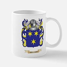 Kruger Coat of Arms - Family Crest Mug