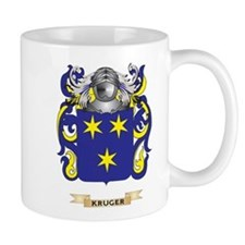 Kruger Coat of Arms - Family Crest Mug