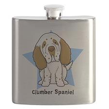 star_clumber Flask