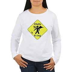 Cthulhu Crossing! T-Shirt