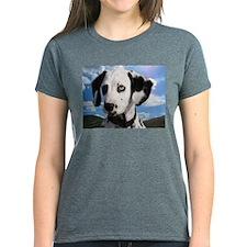 Dalmatian Pup Sky T-Shirt