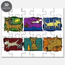 mutts_do_it_all_blk Puzzle