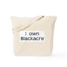 Blackacre Tote Bag
