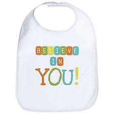 Believe in YOU Bib