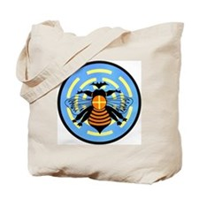 bee-round Tote Bag