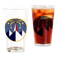pyramid-round Drinking Glass