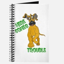 Fawn Trouble Pup Journal