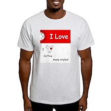 i-love-coffee T-Shirt