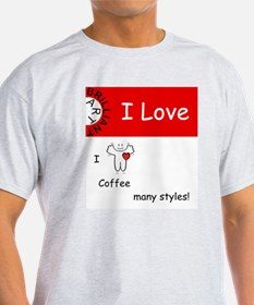i-love-coffee T-Shirt
