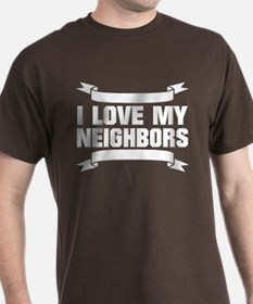 love my neighbor gifts merchandise love my neighbor gift ideas apparel cafepress. Black Bedroom Furniture Sets. Home Design Ideas
