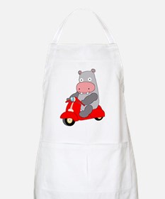 scooter-hippo-ver1 Apron