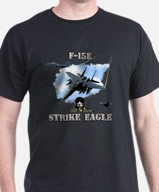 F-15E Strike Eagle-2 T-Shirt
