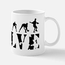 baseball-white Mug