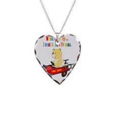 bear-fire-truck Necklace