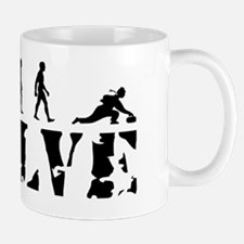 curling-white Mug
