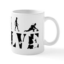 curling-white Small Mugs