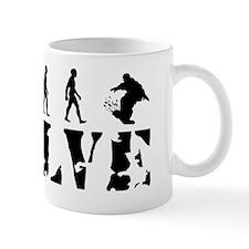 snowboard-white Mug
