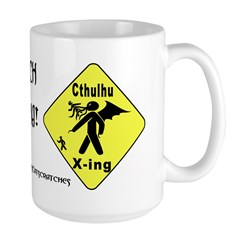Personalized Products -Cthulhu Large Mug