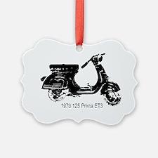 vespa-125-prima-black Ornament